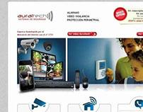 Microsite web