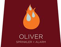 Oliver Sprinkler & Alarm Logo