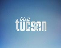 Visit Tucson (Re-brand)