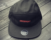 MSTRPLN® Northern Five Panel Hat