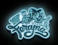 Ferajna Barber Shop - Branding
