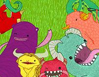 Telavivia's Monsters