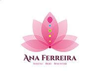 Ana Ferreira Shiatsu, Logo