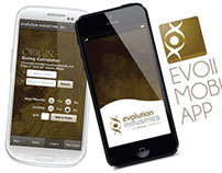 Evolution Industries Mobile Application Planning