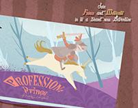 Profession Prince! Children's Book Ready to go!