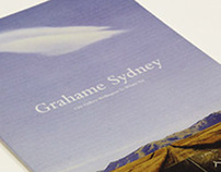 Grahame Sydney Catalogue Design