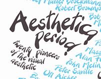 Aesthetica Period.