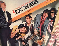 THE DICKIES for A&M RECORDS