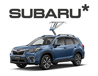 Subaru uncompromised - ADV PRINT