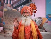 Nando at the Ghat