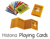 Historia - Playing Cards