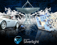 Silverlight Login Page