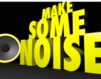 Make Noise Animation