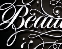 Beautiful: Typography Personal
