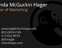 Business Cards - Infochimps