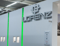 Stand Lorenz at Baselworld 2008