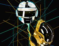 Daft Punk v2
