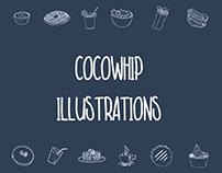 COCOWHIP ILLUSTRATIONS