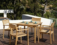 indonesia teak garden furniture jepara
