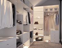 Animation Modularité Eggo (closets & dressing rooms)