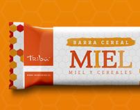 Barra Cereal Miel - Tribu