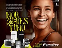 Anúncios Esmaltec 2018