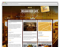 Belgian Beer Cafe Melbourne Website