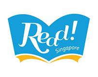 READ! Singapore Branding