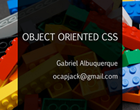 Object Orientd CSS Presentation