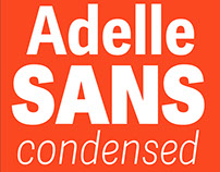 Adelle Sans Condensed