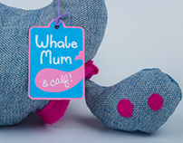 Whale Mum & Calf