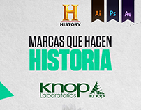 KNOP - User Creative Solutions History Channel