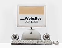 Websites_2014&2015