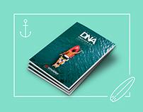 Catálogo Coleção DNA - Smolder