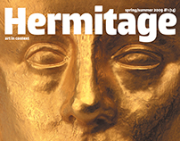 Hermitage magazine: Art Direction and Editorial Design
