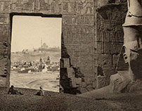 Scenes From Fictional Egypt