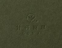 Loha Tea Branding