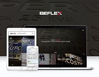 Beflex website