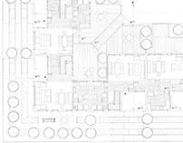 Proyecto Habitar/2014-1/Casa esquinera