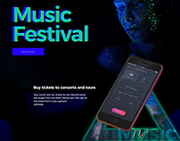 Build your Own Music Festival Apps