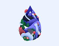 Glug 17 - Water