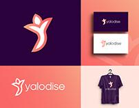 Yalodise - Brand Identity Design