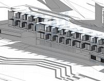 Students housing / Karaburma / 2014