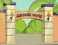 Gurassic world part-1