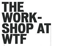 The Workshop at Williamstown Theatre Festival