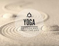 Yoga Center Advertising Kit