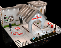 Stand Royal Canin