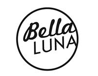 Bella Luna Identity Design