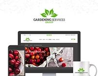 Gardening Services - Redesign