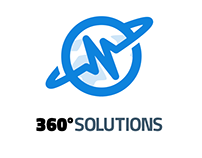 360 Solutions Logo Design and CI